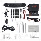 JL200 Switch Panel Control System for Jeep JL and Gladiator