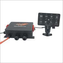 UV100 Universal 8 Gang Programmable Switch Panel for Truck / UTV / Side by Side / Boat