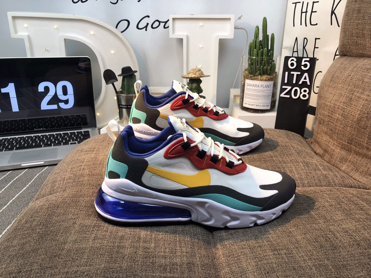 Nike Air Max 270 shoes- 0030