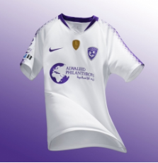 Thai Version Al-Hilal 18/19 Soccer Jersey