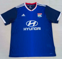 Thai Version Olympique Lyonnais 19/20 Away Soccer Jersey