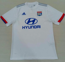 Thai Version Olympique Lyonnais 19/20 Home Soccer Jersey