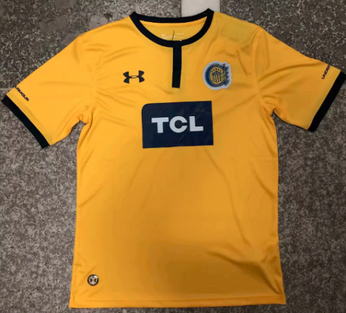Thai Version Rosario Central 19/20 Away Soccer Jersey