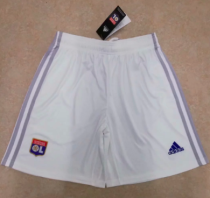 Thai Version Olympique Lyonnais 19/20 Home Soccer Shorts