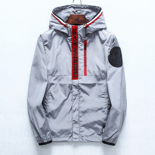 Men's Full Zip Windcheater B411 002