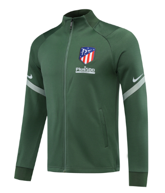Atletico Madrid 20/21 Training Jacket - 002