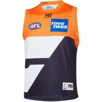 GWS Giants 2019 Men's Home Guernsey