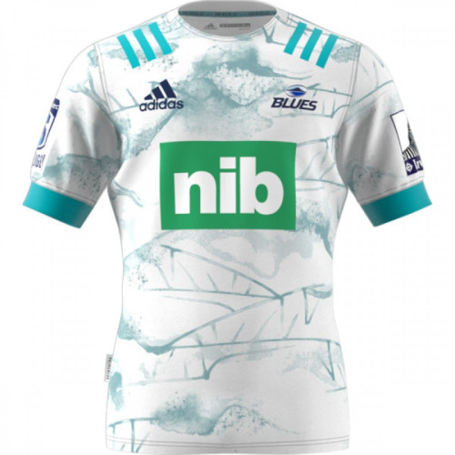 Blues 2020 Primeblue Super Rugby Away Jersey