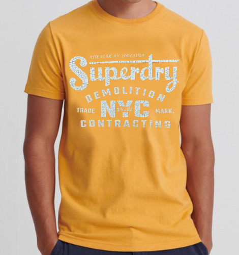Men's 2020 Spring & Summer Tee Shirt SUPE014
