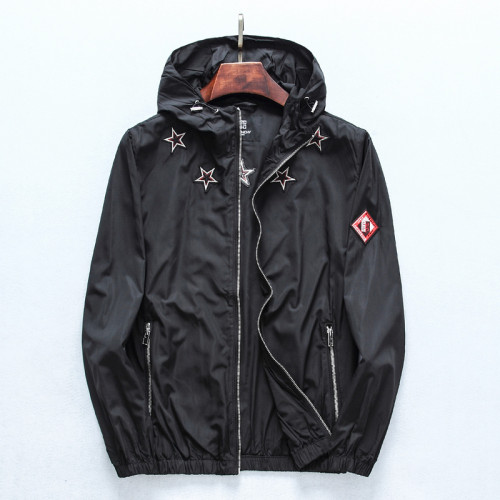 Men's Full Zip Windcheater 784E