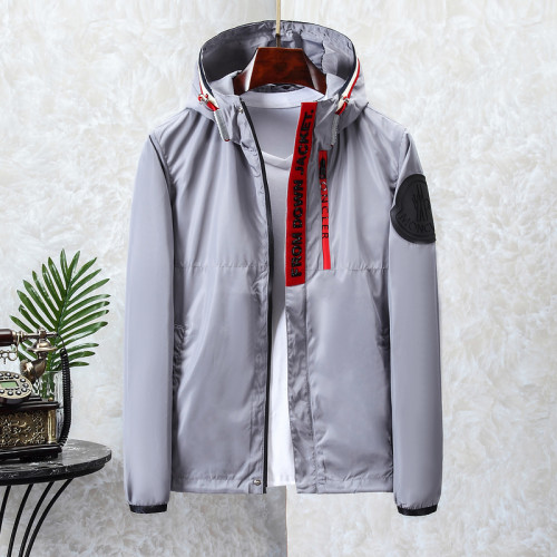 Men's Full Zip Windcheater DC5B 001