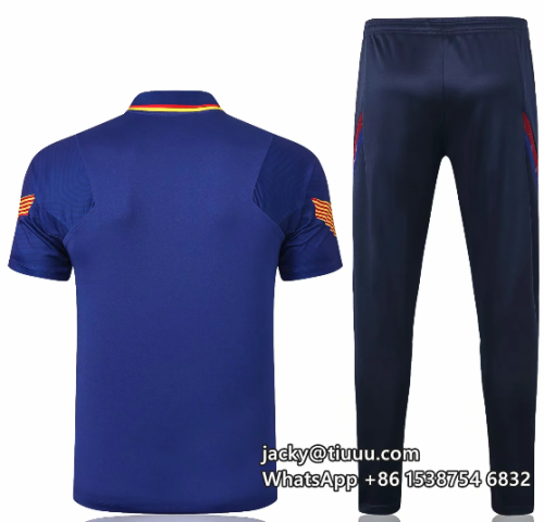 Barcelona 20/21 Polo and Pants - C491