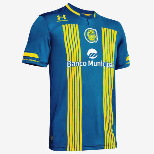 Thai Version Rosario Central 20/21 Home Soccer Jersey