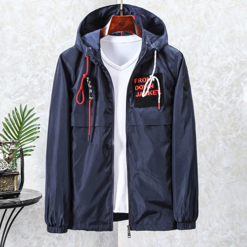 Men's Full Zip Windcheater CDD2 001