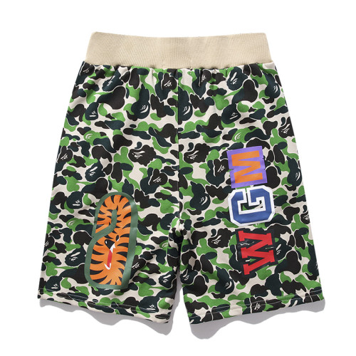2020 Summer Fashion Shorts Green