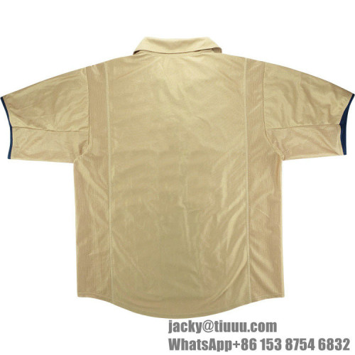 Barcelona 2001-2003 Away Retro Soccer Jersey