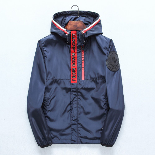 Men's Full Zip Windcheater B411 001