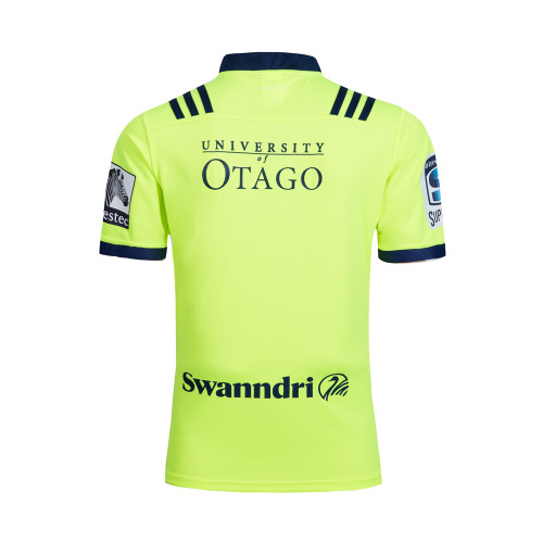 Highlanders 2018 Men's Away Super Rugby Jersey