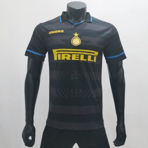 Inter Milan 1997/1998 Third Retro Soccer Jerseys