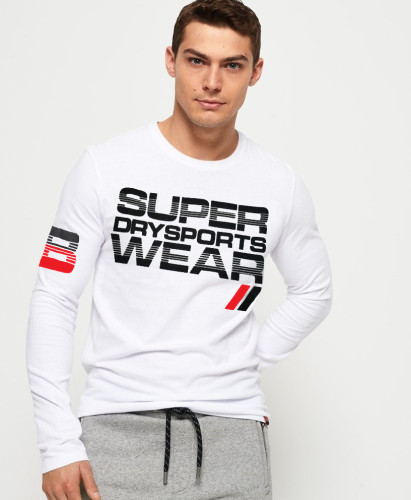 Men's 2020 Spring Long Sleeve Tee Shirt SUP026