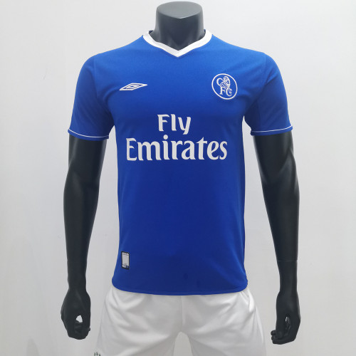 Chelsea 2003/2005 Home Retro Soccer Jerseys