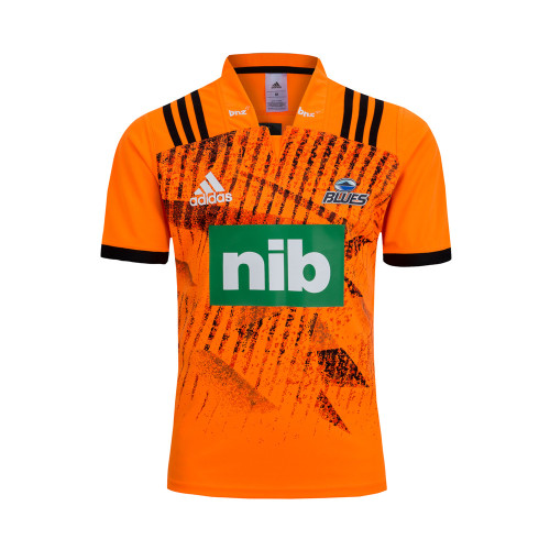 Blues 2018 Men's Super Rugby Training Jersey