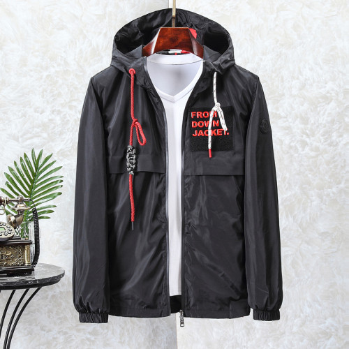 Men's Full Zip Windcheater CDD2 002