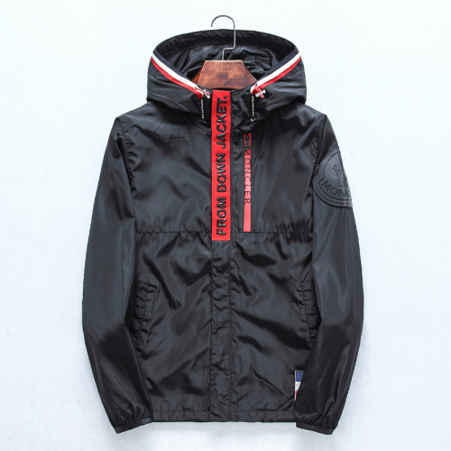 Men's Full Zip Windcheater B411 003