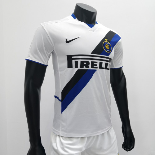 Inter Milan 2002/2003 Away Retro Soccer Jerseys