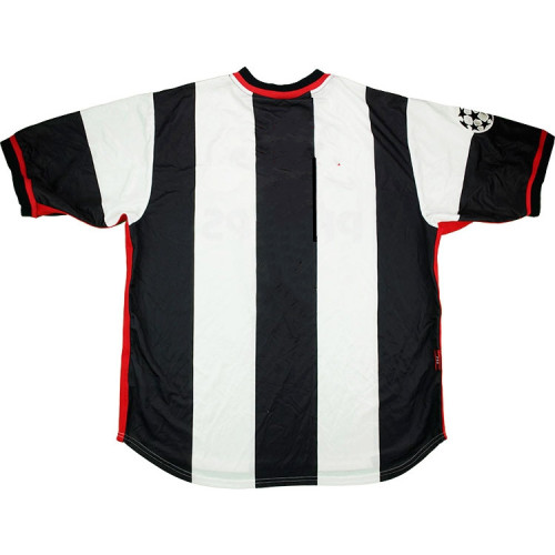 PSV 1998-99 Away Retro Soccer Jersey