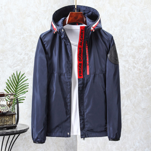 Men's Full Zip Windcheater DC5B 003