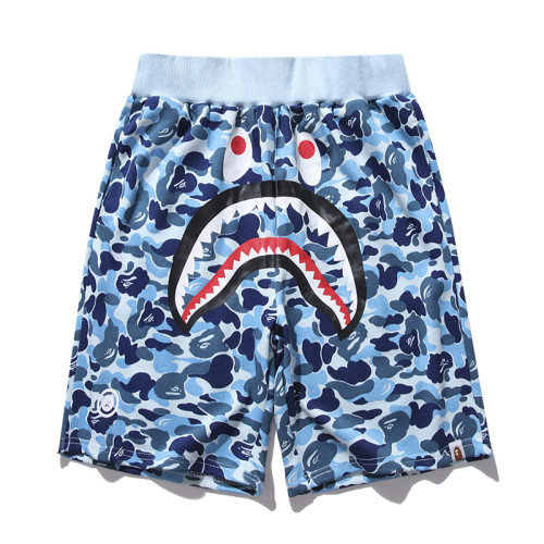 2020 Summer Fashion Shorts Blue
