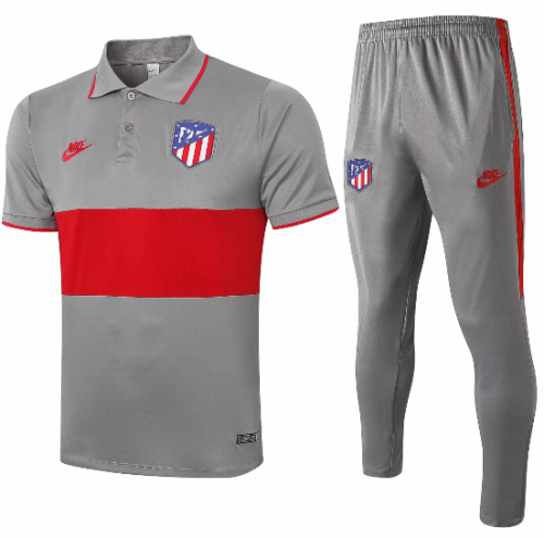 Atletico Madrid 19/20 Polo and Pants - C396