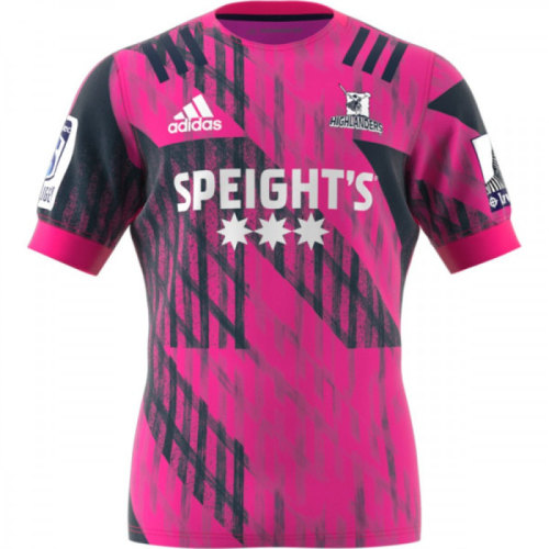 Highlanders 2020 Super Rugby Training Jersey
