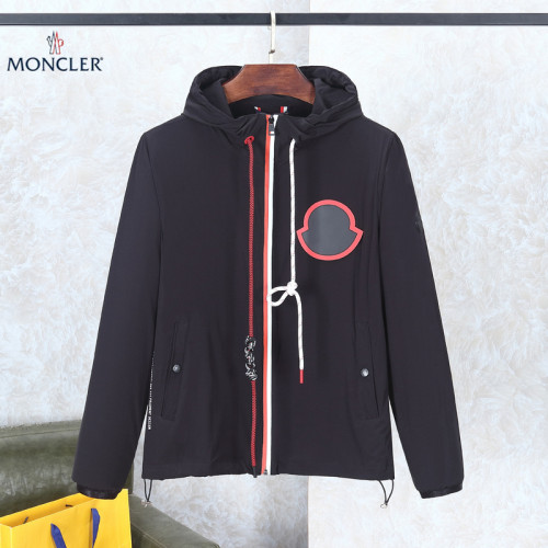 Men's Full Zip Windcheater C801