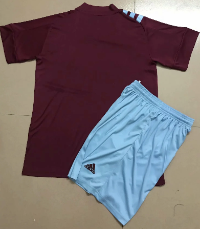 Colorado rapids 19/20 Home Soccer Jersey and Short Kit