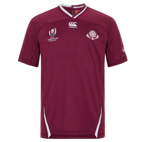 Georgia 2019 RWC Mens Home Rugby Jersey