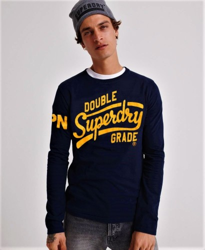 Men's 2020 Spring Long Sleeve Tee Shirt SUP017