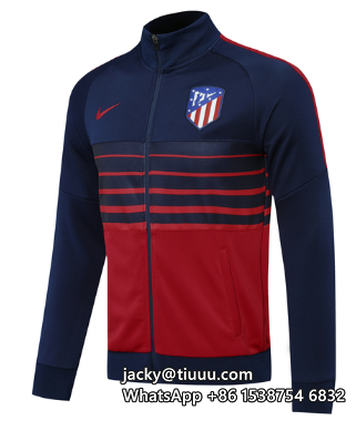 Atletico Madrid 20/21 Training Jacket - 004
