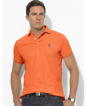 Men's Classics Pure Color Polo Shirt 051