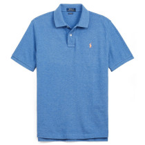 Men's Classics Pure Color Polo Shirt 076