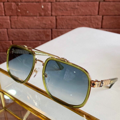 High Quality Luxury Brand Classics Sunglasses CH0203