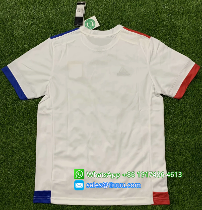 Thai Version Olympique Lyonnais 20/21 Home Soccer Jersey