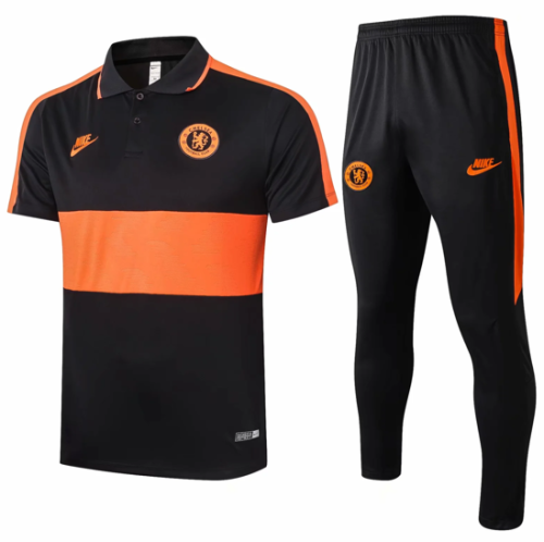 Chelsea 19/20 Polo and Pants - C430