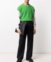 2020 Summer Fashion Sweater Green