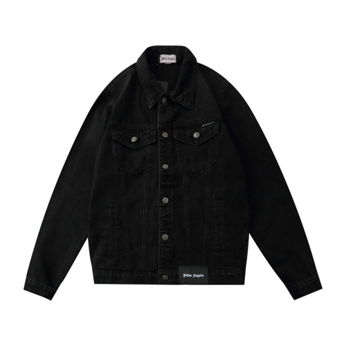 2020 Summer Fashion Denim Jacket Black
