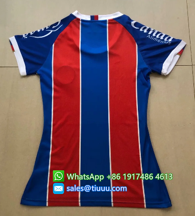 Thai Version Bahia 20/21 Women's Away soccer Jersey