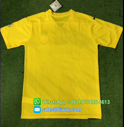 Thai Version Borussia Dortmund 20/21 Home Soccer Jersey