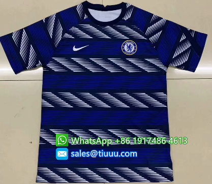 Thai Version Chelsea 20/21 Training Jersey