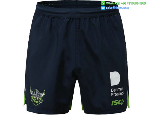 Canberra Raiders 2020 Men's Rugby Training Shorts
